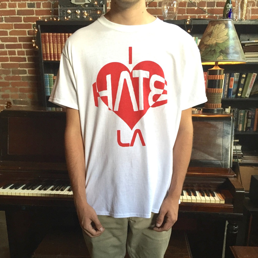dtla recording merch